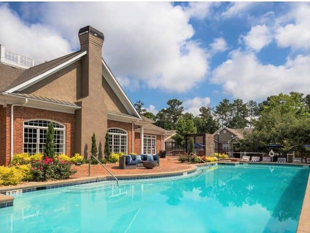 Retreat At Peachtree City Apartments Cottonwood Residential