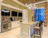 Heights at Meridian Apartments Exclusive Entertainment Kitchen