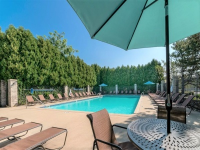 Clearview Apartments Resort-Inspired Pool and Sundeck