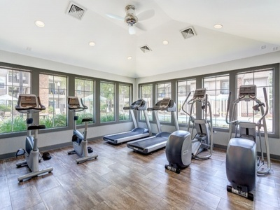 1070 Main Apartments Fitness Center