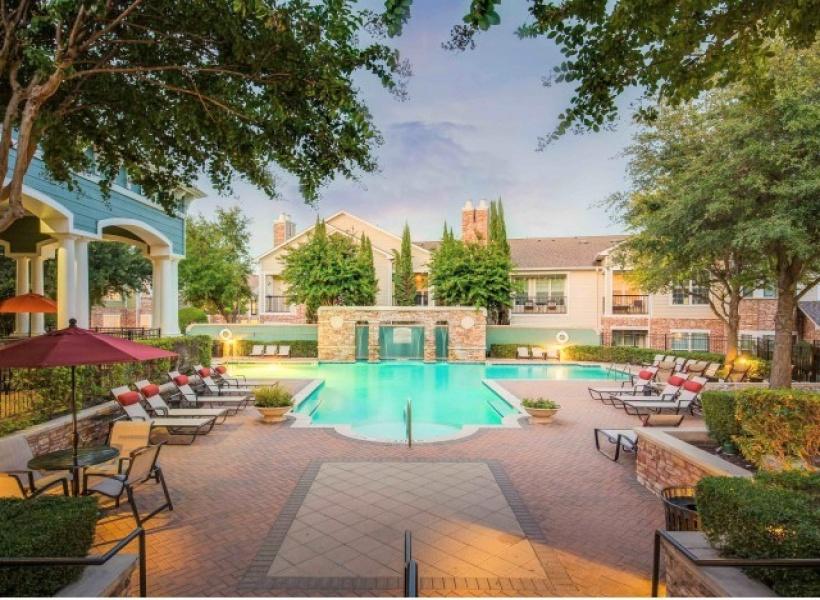 Cottonwood Ridgeview pool