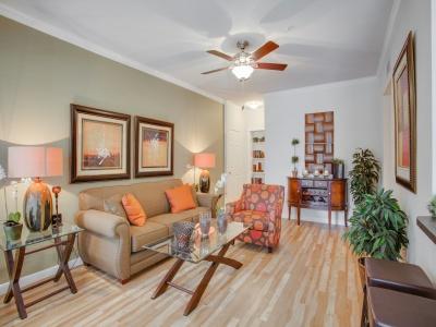 Raveneaux Apartment Living Room