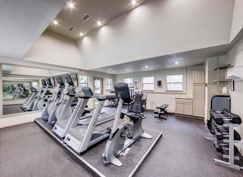 The Arbors of Las Colinas Fitness Center