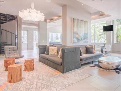 Cottonwood Bayview Media Lounge