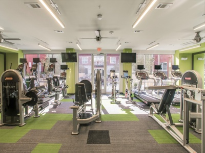 Routh Street Flats State-of-the-Art Fitness Center